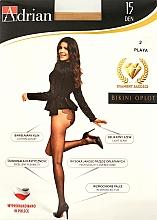 Parfums et Produits cosmétiques Collant pour femme, Bikini Oplot, 15 Den, playa - Adrian