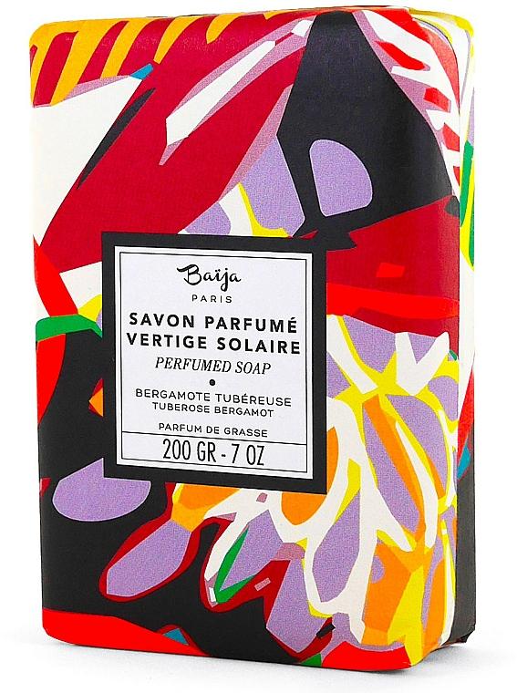 Savon parfumé - Baija Vertige Solaire Perfumed Soap — Photo N1