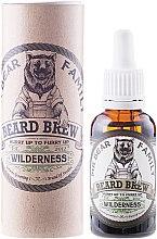 Parfums et Produits cosmétiques Huile à barbe - Mr. Bear Family Brew Oil Wilderness