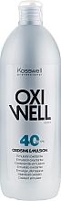 Parfums et Produits cosmétiques Emultion oxydante 12% - Kosswell Professional Oxidizing Emulsion Oxiwell 12% 40 vol