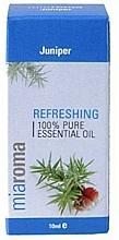 Parfums et Produits cosmétiques Huile essentielle de genièvre 100% pure - Holland & Barrett Miaroma Juniper Pure Essential Oil