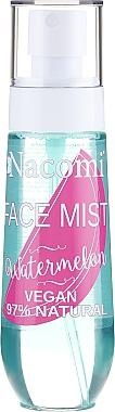 Brume visage naturelle à la pastèque - Nacomi Face Mist Watermelon