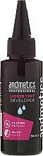 Parfums et Produits cosmétiques Révélateur teinture pour cils et sourcils 3% - Andmetics Liquid Tint Developer