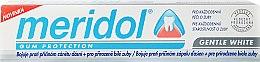 Parfums et Produits cosmétiques Dentifrice - Meridol Gentle White