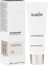 Parfums et Produits cosmétiques Masque au beurre de karité et extrait de papaya pour visage - Babor Skinovage Vitalizing Mask