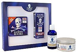 Parfums et Produits cosmétiques Coffret cadeau - The Bluebeards Revenge Designer Stubble Kit (face/scr/100ml+beard/oil/100/ml)