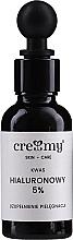 Parfums et Produits cosmétiques Acide hyaluronique 5% - Creamy