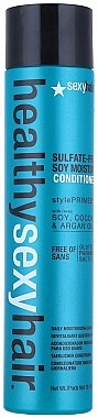 Après-shampoing à l'huile d'argan e soja - SexyHair HealthySexyHair Soy Moisturizing Conditioner — Photo N1