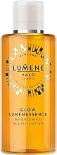 Parfums et Produits cosmétiques Lotion éclaircissante à l'extrait d'orange pour visage - Lumene Valo Glow Lumenessence Lotion