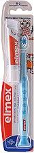 Parfums et Produits cosmétiques Kit brosse à dents souple, bleu + dentifrice (0-3 ans) - Elmex Learn Toothbrush Soft + Toothpaste 12ml