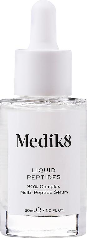 Sérum aux peptides liquides pour visage - Medik8 Liquid Peptides