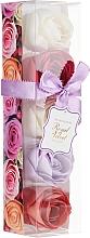 Parfums et Produits cosmétiques Confettis de savon parfumés à la vanille, 5pcs - Spa Moments Bath Confetti Vanilla