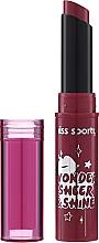 Parfums et Produits cosmétiques Rouge à lèvres - Miss Sporty Wonder Smooth Hydrates Glossy