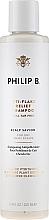 Parfums et Produits cosmétiques Shampooing à l'omadine de zinc, extraits d'arbre à thé, aloe vera, sauge et baies de genièvre - Philip B AntiFlake II Relief Shampoo