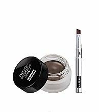 Parfums et Produits cosmétiques Eyebrow Definition Cream - Crème teintée pour sourcils, avec pinceau