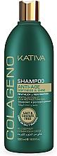 Parfums et Produits cosmétiques Shampooing revitalisant douceur et brillance - Kativa Colageno Shampoo