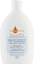 Gel douche à l'huile d'olive - Nebiolina Natural pH Bath & Shower Gel — Photo N1