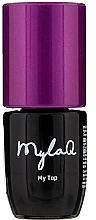 Parfums et Produits cosmétiques Top coat pour vernis semi-permanent - MylaQ My Top