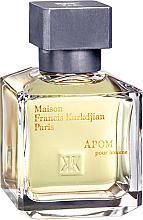 Parfums et Produits cosmétiques Maison Francis Kurkdjian Apom Pour homme - Eau de Toilette