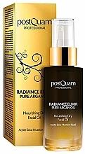 Parfums et Produits cosmétiques Élixir éclaircissant et nourrissant à l'huile d'argan pour visage - Postquam Radiance Elixir Pure Argan Facial Oil Nourishing Facial Oil