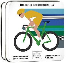 Parfums et Produits cosmétiques Savon en boîte métallique - Scottish Fine Soaps Cycling Sports Soap In A Tin