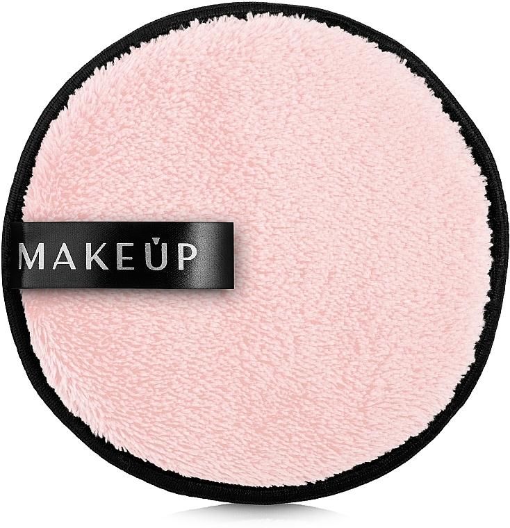 Éponge nettoyante pour visage, My Cookie, rose poudré - MakeUp Makeup Cleansing Sponge Powder