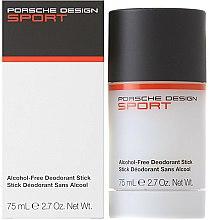 Parfums et Produits cosmétiques Porsche Design Sport - Déodorant stick sans alcool