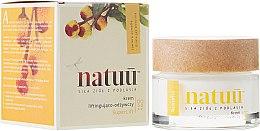 Parfums et Produits cosmétiques Crème liftante et nourrissante à l'extrait de brède mafane pour visage - Natuu SuperLift Face Cream