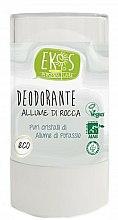 Parfums et Produits cosmétiques Déodorant Pierre d'Alun - Ekos Personal Care