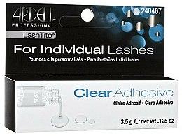 Parfums et Produits cosmétiques Colle transparente pour faux-cils individuels - Ardell Lashtite Adhesive Clear