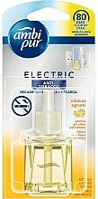 Parfums et Produits cosmétiques Recharge pour diffuseur électrique, Agrumes - Ambi Pur Electric Air Freshener Refill Anti-Tobacco