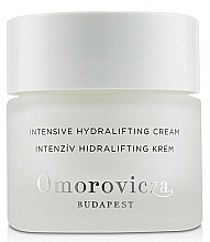 Parfums et Produits cosmétiques Crème anti-âge à l'acide hyaluronique pour visage - Omorovicza Intensive Hydralifting Cream