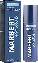 Parfums et Produits cosmétiques Baume après-rasage à l'acide lactique - Marbert Man Skin Power Soothing After Shave Balm
