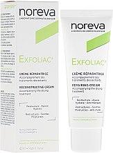 Parfums et Produits cosmétiques Crème au beurre de karité pour visage - Noreva Laboratoires Exfoliac Cream Reparatrice