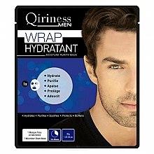 Parfums et Produits cosmétiques Masque en tissu hydratant pour visage - Qiriness Wrap Hydratant Moisture Purity Mask