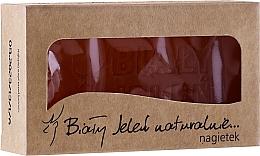 Parfums et Produits cosmétiques Savon solide au calendula - Bialy Jelen Hypoallergenic Soap Extract Calendula