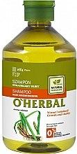Parfums et Produits cosmétiques Shampooing fortifiant à l'extrait de racine de calamus - O'Herbal