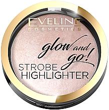 Parfums et Produits cosmétiques Enlumineur - Eveline Cosmetics Glow And Go Strobe Highlighter