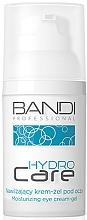 Parfums et Produits cosmétiques Crème-gel à l'huile de passiflore pour contour des yeux - Bandi Professional Hydro Care Moisturizing Eye Cream-Gel