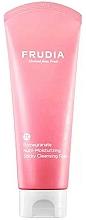 Parfums et Produits cosmétiques Mousse nettoyante à l'extrait de grenade pour visage - Frudia Pomegranate Nutri-Moisturizing Sticky Cleansing Foam