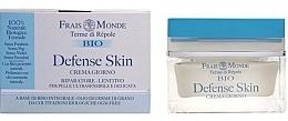 Parfums et Produits cosmétiques Crème de jour à l'huile de germe de blé - Frais Monde Bio Defense Skin Day Cream