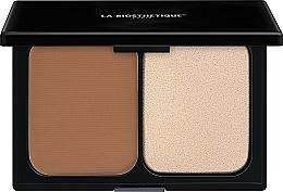 Parfums et Produits cosmétiques Fond de teint compact - La Biosthetique Sun Care Foundation SPF 50+ UVA (44 -Dark Honey)