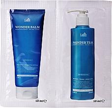 Parfums et Produits cosmétiques La'dor - Set (masque/10ml + après-shampooing/10ml)