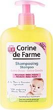 Parfums et Produits cosmétiques Shampooing à la fleur d'amandier - Corine de Farme Baby