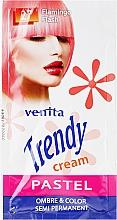 Parfums et Produits cosmétiques Crème colorante semi-permanente pour cheveux - Venita Trendy Color Cream (sachet)