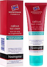 Parfums et Produits cosmétiques Crème anti-callosités pour pieds - Neutrogena Callous Foot Cream