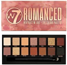Parfums et Produits cosmétiques Palette de fards à paupières - W7 Romanced Eyeshadow Palette