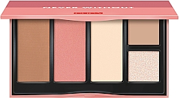 Parfums et Produits cosmétiques Palette de maquillage pour visage - Pupa Never Without Palette