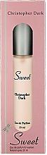 Parfums et Produits cosmétiques Christopher Dark Sweet - Eau de Parfum (mini)