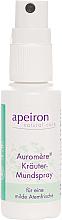 Parfums et Produits cosmétiques Spray d'haleine fraîche aux herbes - Apeiron Auromere Herbal Mouth Spray